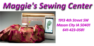 Maggie's Sewing Center